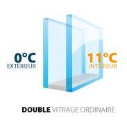 double vitrage ordinaire
