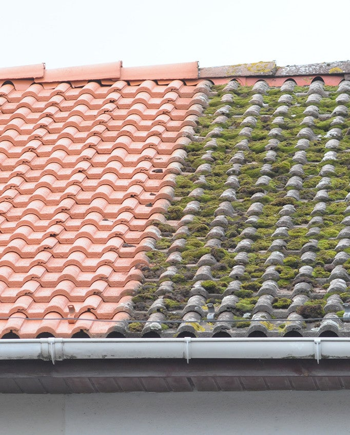 Hydrofuge toiture tuile béton