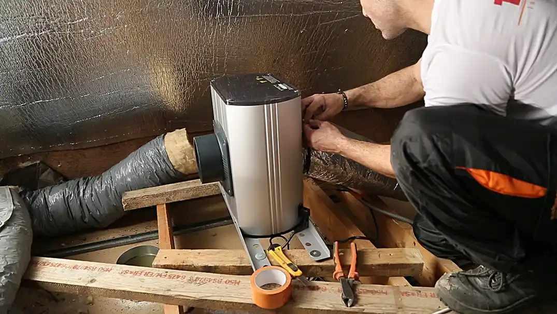 ventilation ecopur