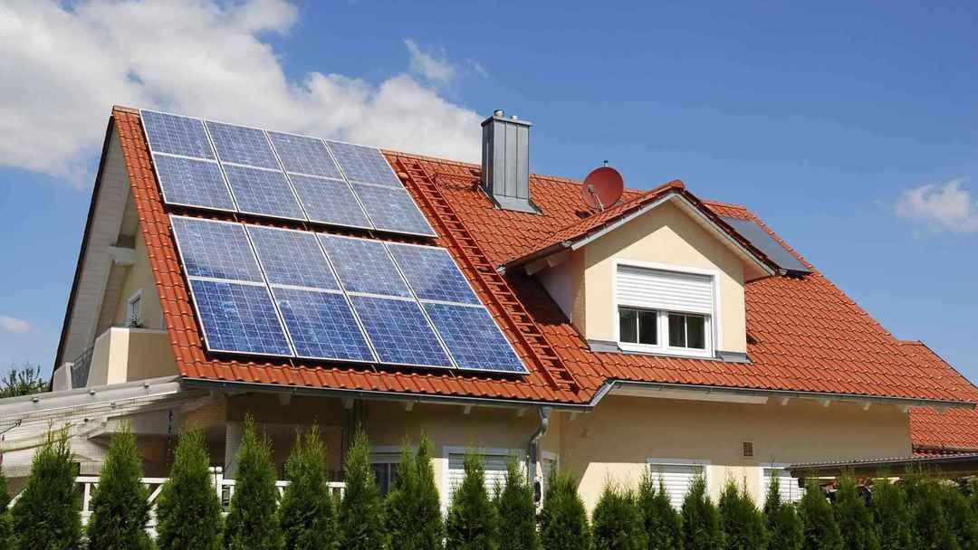 toit panneaux solaires technitoit